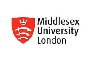 Middlesex London logo